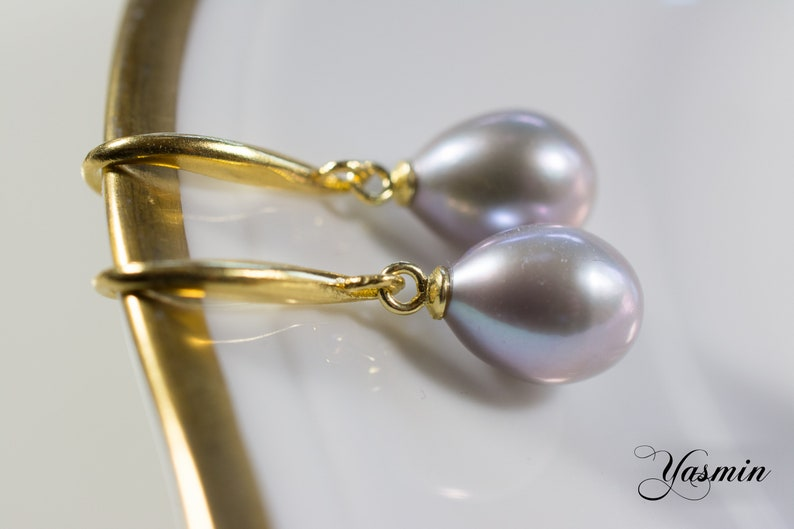 Dream bead very noble sterling gold plated