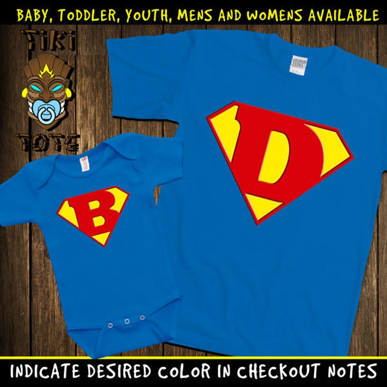 de99a328 Funny Matching Super Dad And Super Baby Hero T-shirts Cute Family Gift For  Dad D... Funny Matching Super Dad And Super Baby Hero T-shirts Cute Family  Gift ...