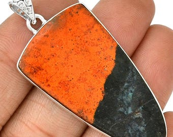 Sonora Sunset Sterling Silver Pendant