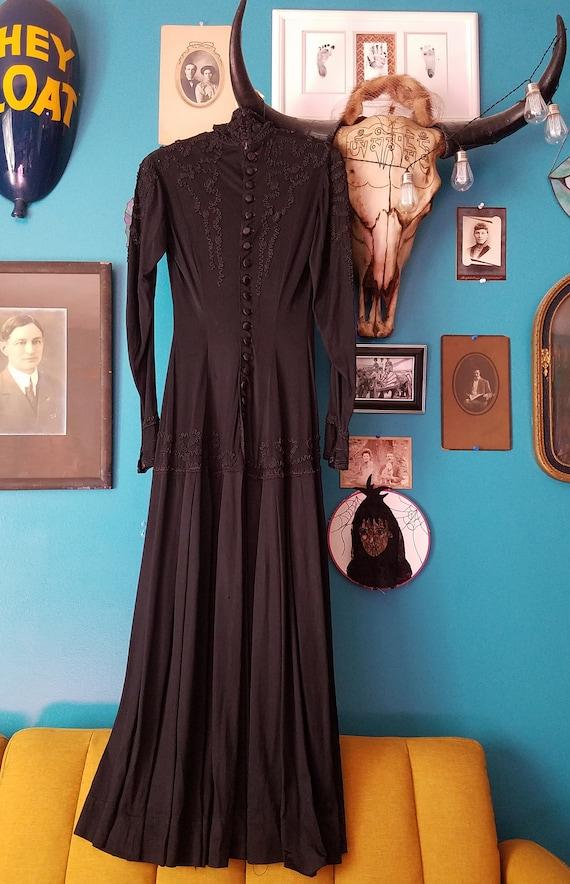 Little Black Dress, Antique Edition - image 2