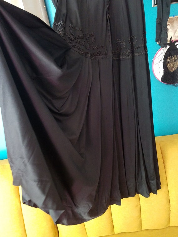 Little Black Dress, Antique Edition - image 8