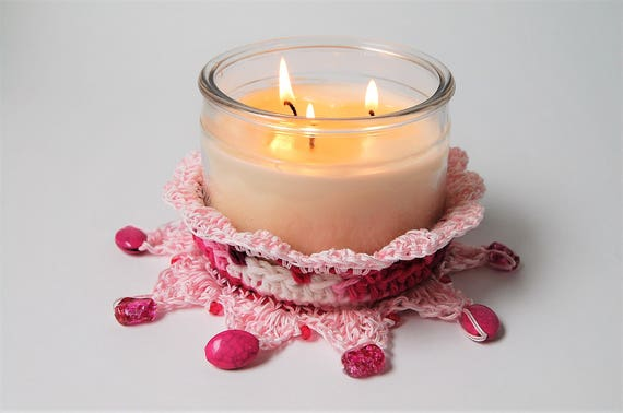 Autumn Handmade All Natural 100/% Soy Candle in 17.5 oz 3 Wick Hand Poured