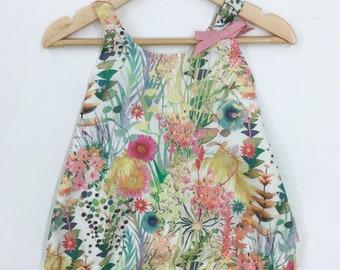 8dbbda55b Baby pinafore dress