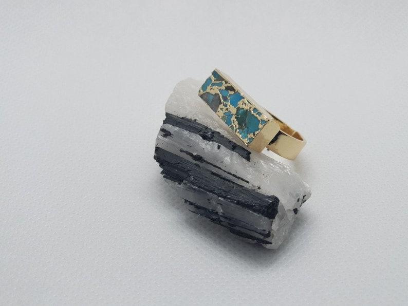 Turquoise Gemstone Set