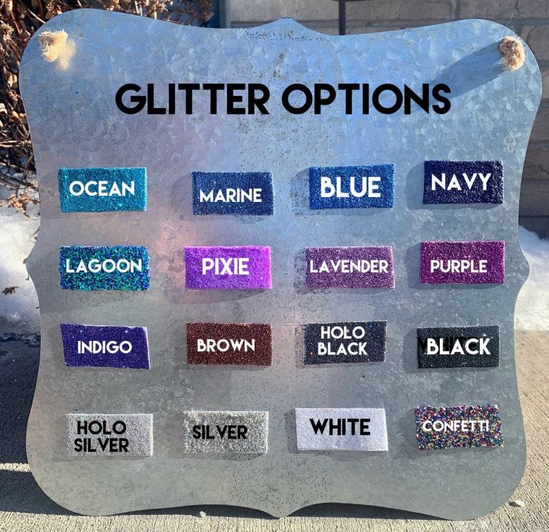 I/'m A Delicate Fucking Flower Glitter Dipped Wine Glass