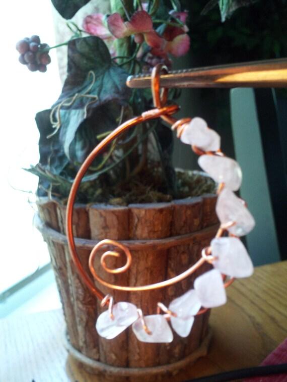 FREE Shipping - Handmade Swirl Simplicity