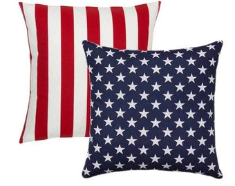 4th Of July Pillows Etsy