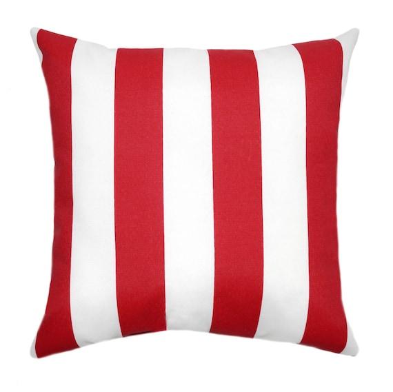 Patio & Garden | Red throw pillows