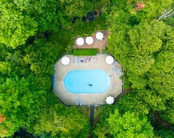 Door County Wisconsin Drone Photography