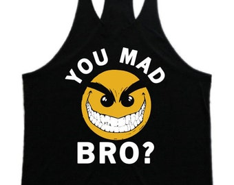6a45307081240e Straight Outta The Gym Mens Workout Gym Stringer Tank Top