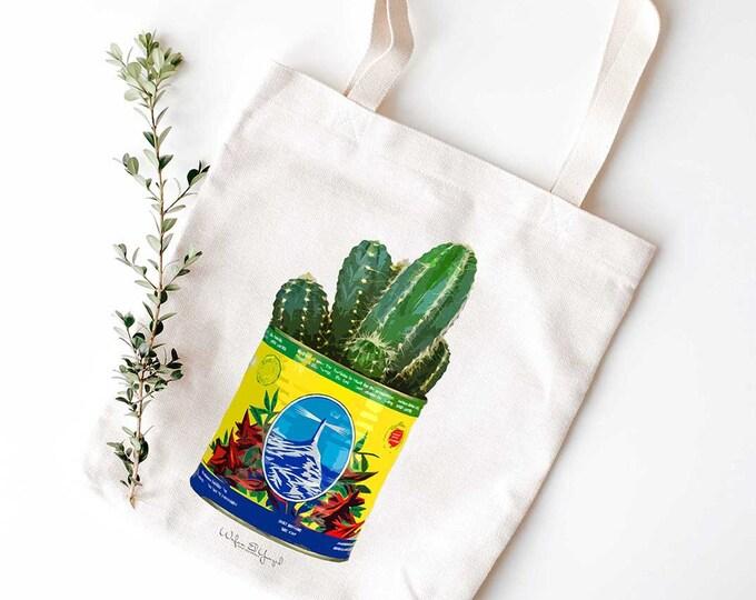 Tote Bag - Cactus Harissa