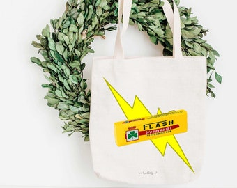 Tote Bag Chewing-gum Flash