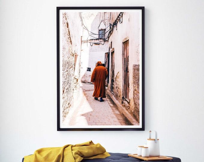 Photographie Fine Art - Toile - Médina de Fès - Maroc