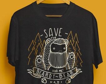 Save the Beardy Bear!
