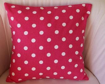 Polka Dots Kussens : Kussen dots van kussenhoes katoen vullling polyester