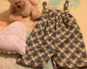 Romper Size 3 Toddler Jumpsuit