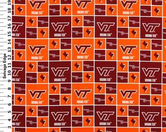 Virginia tech purse  808983e805da6