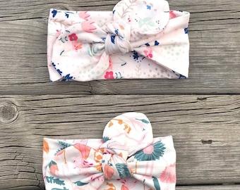 Baby Headbands - Baby Knot Headbands