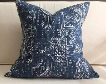 Ikat Pillow Etsy