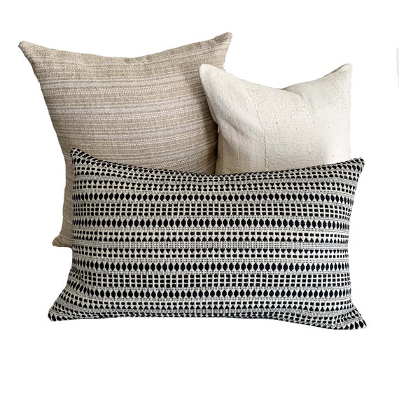 Studio Pillows | Neutral Pillow Combination #7