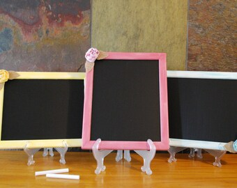 Framed Chalkboard, Framed Rustic Chalkboard, Wedding Chalkboards, Dry Erase Board, Kitchen Decor, Chalkboard Sign