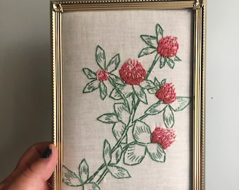 Sentimental embroidery #3