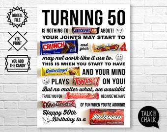 Candy Bar Ideas Etsy