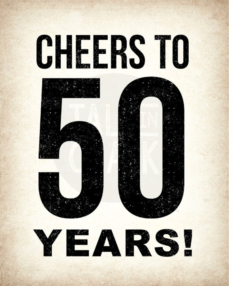 photograph regarding Free Printable 50th Birthday Signs identify 50th Birthday PRINTABLE Indication Pack, 50th Birthday Electronic Posters, Cheers toward 50 Yrs Signal, 50th Birthday Decorations, Immediate Obtain
