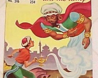 Image result for aladdin and his lamp 1952