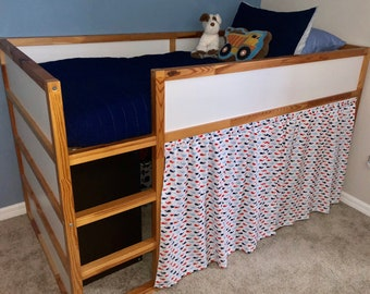 Bunk Bed Curtains Etsy