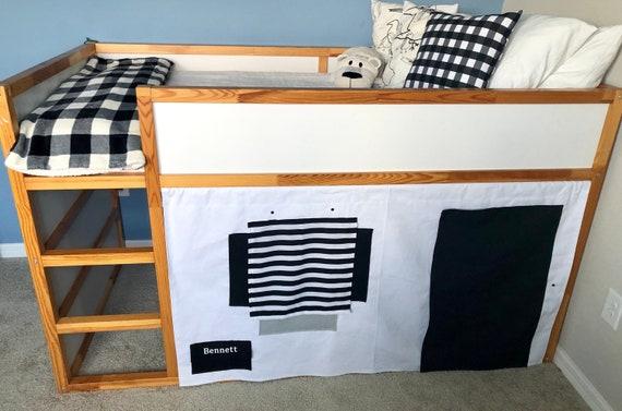 Playhouse For Ikea Kura Bunk Bed Etsy