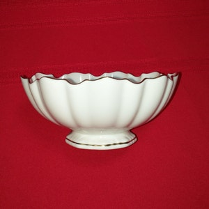 4 Bowls and 4 Plates Indiana Glass Frosted Pink Silk Dessert Salad Set