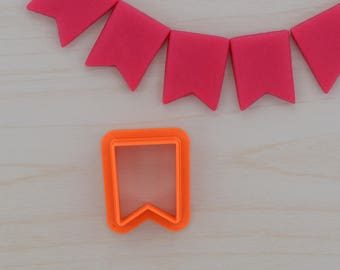Bunting Cookie Cutter 103