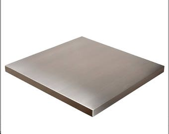 Stainless countertop cover