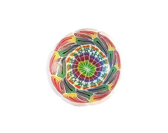 Multi-color Ring Bowl