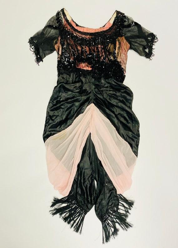 1890's Antique European Dress Bodice - image 3
