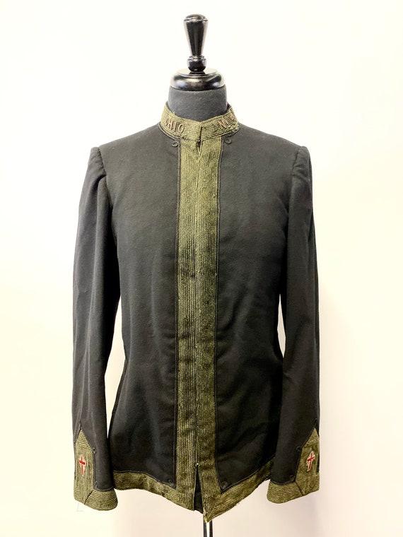 Edwardian Masons Jacket