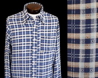 ff1e6fff4149e Vintage Mens Rayon Shirt