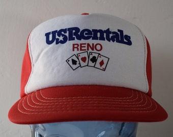 9eb40634827e1 Vintage Reno Nevada Snapback