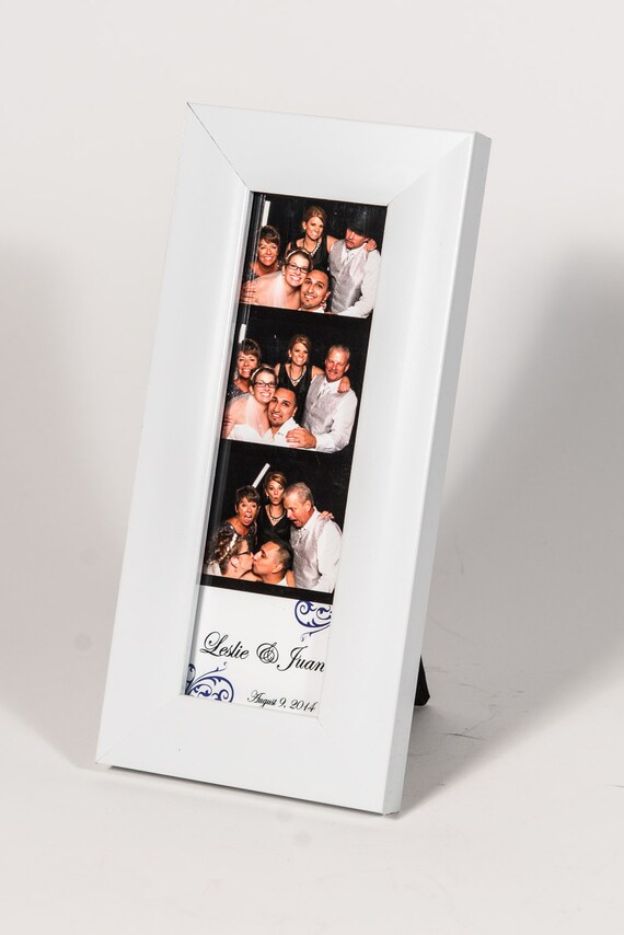 Premium White Photo booth frame PhotoBooth Frame 2x6 White | Etsy