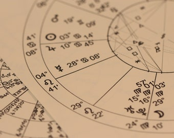 Natal Chart Reading - Hellenistic Astrology - Individual Houses, Blockages, Career, Relationships, etc., to Full Chart Mapping