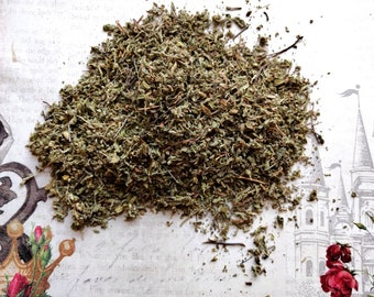 Damiana Leaf - Turnera diffusa - Magickal Herb - Love, Sleep, Peace - Incense Supplies - Herbology -DIY Incense