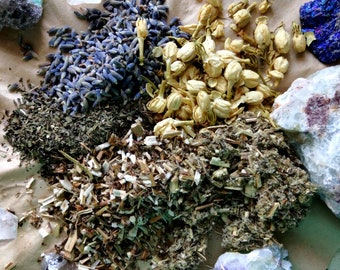 Gate Keeper - Astral Projection and Hedge Riding - Loose Incense - Original Recipe - Handmade - Meditation, Herbs, Spiritalist