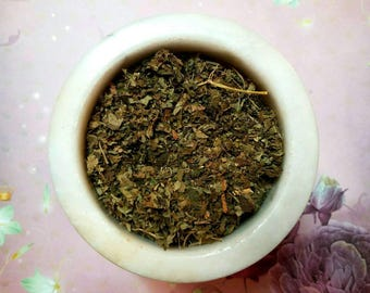 Patchouli Herb - Pogostemon cablin - Money, Fertility, Lust - Magickal Herb - Graveyard Dirt - Herbology - Witchcraft  -DIY Incense