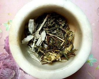 Mabon - Handmade Sabbat Incense Blend - Loose Incense - Wiccan & Pagan Holiday Incense - Fall Incense