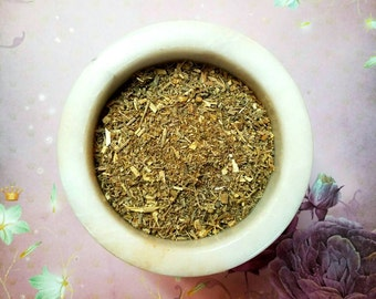Wormwood - Artemisia absinthium - Psychic Powers, Protection, Love, Spirits - Magickal Herb - Incense Supplies - Herbology -DIY Incense