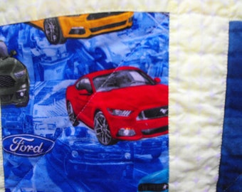 Racing Quilt Etsy