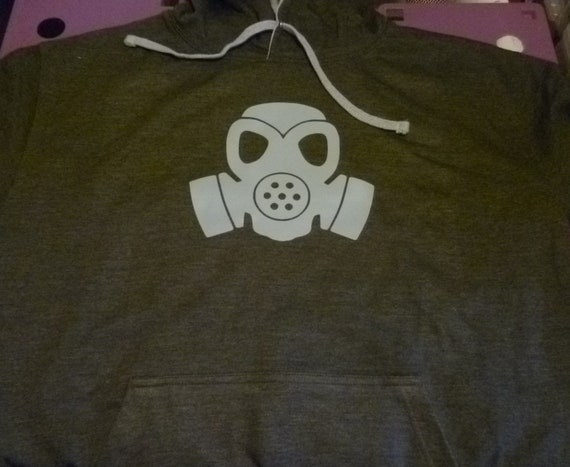 Obliging Men Gas Mask T-shirt Cotton Graphic Tops & Tees Back To Search Resultsmen's Clothing