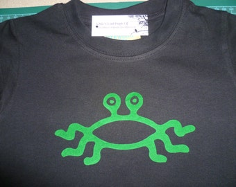 KIds TShirt FSM Flying Spaghetti Monster Pastafarian FSM Tee CuteT-Shirt Child Kids Childrens