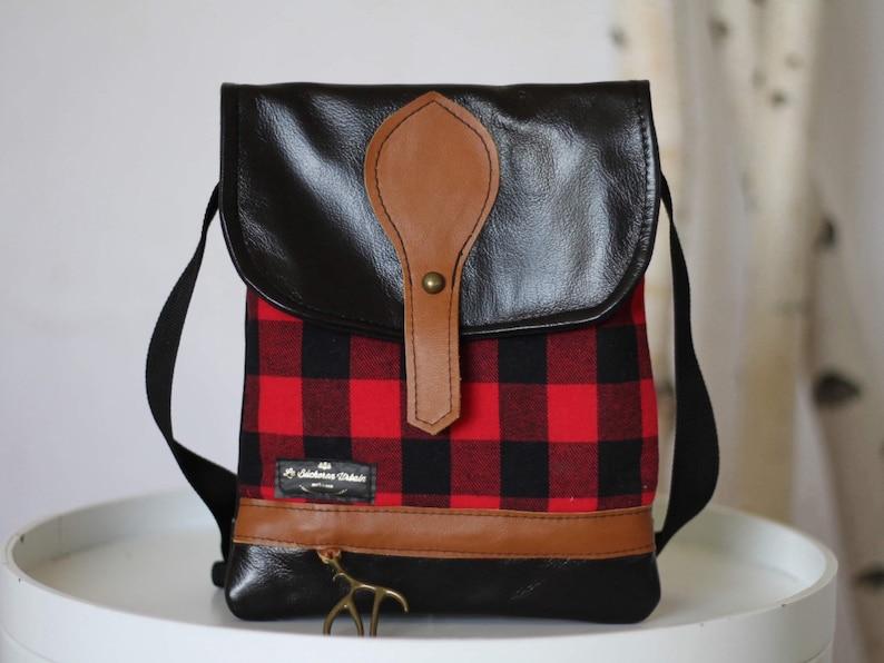 Small shoulder bag,Buffalo.